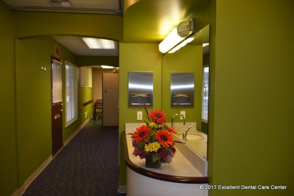 Excellent Dental Care Center Tacoma Patient Rooms