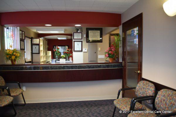 Excellent Dental Care Center Tacoma Front Desk