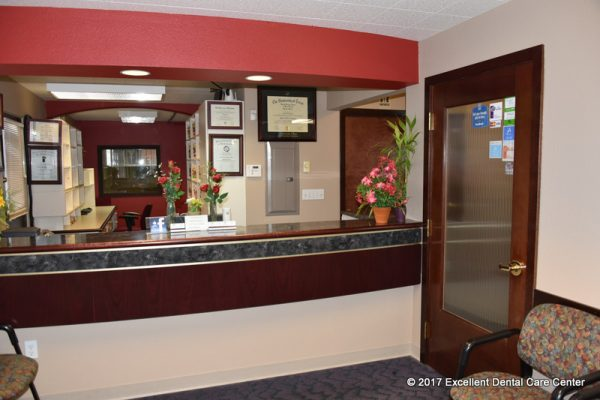 Excellent Dental Care Center Tacoma Waiting Room